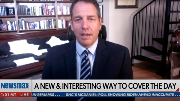 Mark Meckler on NewsMax